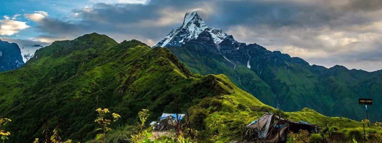 Mardi Himal Trek - Shortest Trek in Nepal