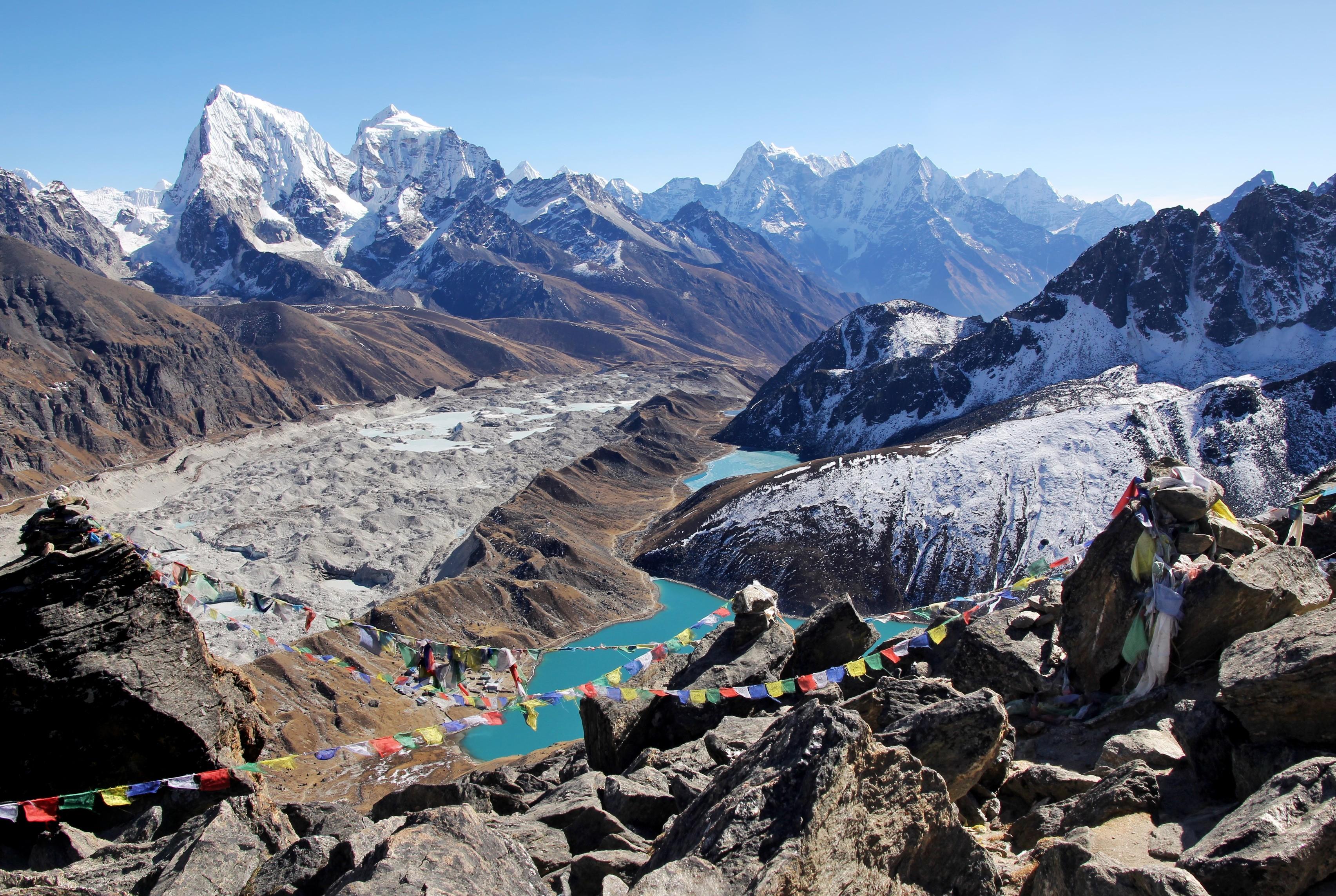 Gokyo Lake, Everest Area, Nepal