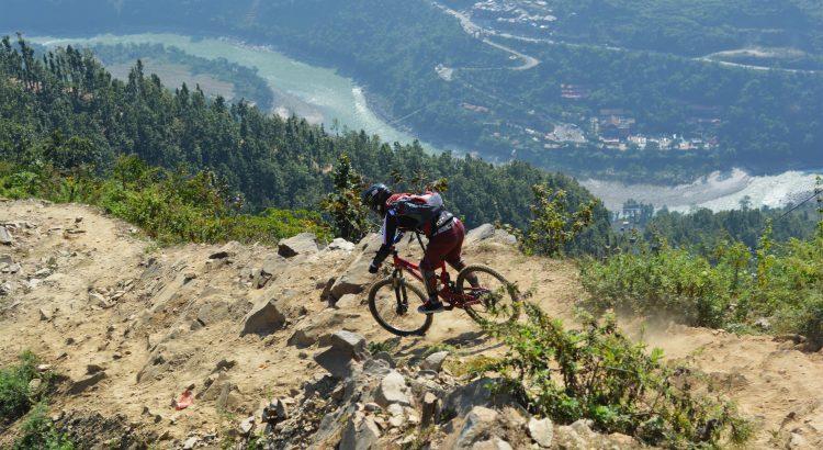 Mountain Biking in Nepal 2020